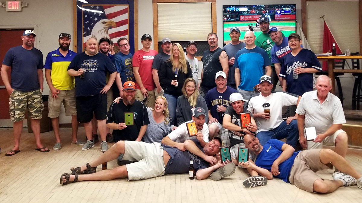 Manhattan Montana Cornhole League